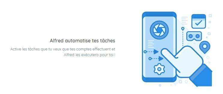 Alfred, le bot pour automatiser Instagram
